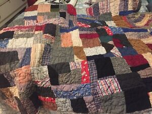Small patch/crazy quilt Cambridge Kitchener Area image 2