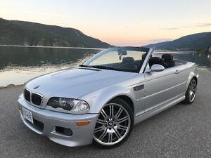 2006 BMW M3 6 Speed Manual CLEAN!!!