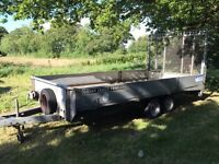 Brian James Trailers - BeaverTail - Plant/car transporter trailer