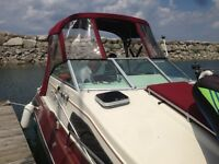 Cabin Cruiser with new top