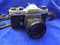 Asahi Pentax KM 35mm film