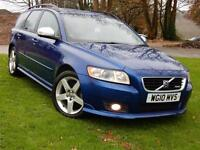 Volvo V50 1.6D 2010MY DRIVe R Design **Finance from £140 a month**
