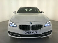 2015 BMW 520D SE AUTOMATIC 4 DOOR SALOON 1 OWNER SERVICE HISTORY FINANCE PX
