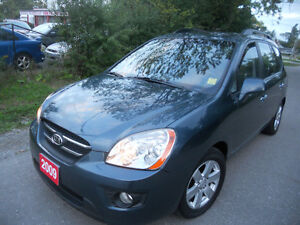 2009 Kia Rondo EX  125 kms 7pass. fully loaded 6495 certified
