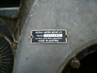 1966 247 Rotax Parts