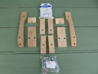 Model A Ford - 1928/29 - Body Mounting Block Kit