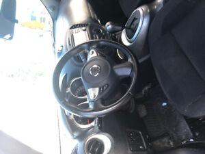 Beautiful white Nissan Juke still under NISSAN DEALER warranty l