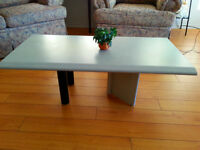 New Price! *** Coffee table with laminate top *** OBO