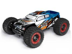 Thunder Tiger MT4 G3 6401-F 1/8 BRUSHLESS RC 4WD MONSTER TRUCK Merrylands Parramatta Area Preview
