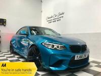 2016 BMW 2 Series M2 3.0 Coupe (s/s) (365BHP) 2dr COUPE Petrol Manual