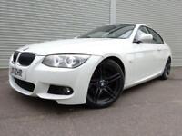 2011 11 BMW 3 SERIES 3.0 325I M SPORT 2D AUTO 215 BHP