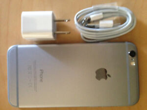iphone 6 mint condition 16gb rogers
