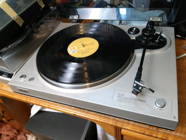 Teac Px 270 Record Player Turntable Stereo Systems