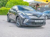 2020 Toyota C-HR 1.8 HYBRID DYNAMIC 5DR CVT AUTO   FROM 6.9% APR AVAILABLE O