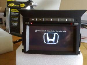 honda pilot hd touchscreen gps bluetooth dvd player