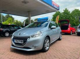 image for 2012 Peugeot 208 1.2 VTi Active 5dr tax £20 HATCHBACK Petrol Manual