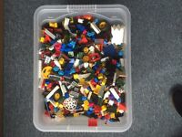 Big tub of mega blocks/ lego