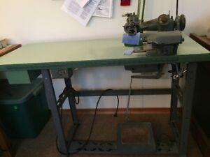 Blind Stitch (sewing) Machine
