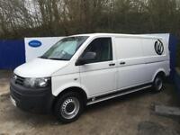 2012 Volkswagen Transporter 2.0TDi ( 102PS ) LWB T30 Diesel Van