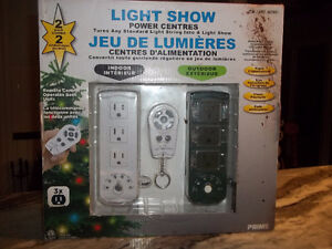 Xmas Light Show kit