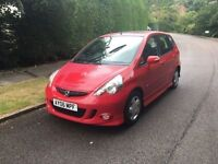 HONDA JAZZ SPORT CVT 1.4 AUTO 2006 5 DOOR LONG MOT