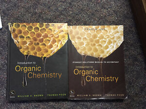 organic chemistry 2213/2223 hard cover book and solutions manual London Ontario image 1