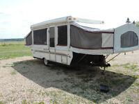 1998 Mustang Tent Trailer