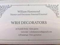 WRH Decorators LTD