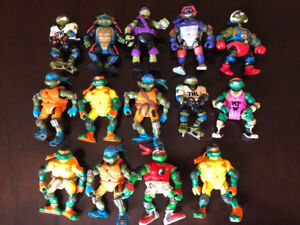 28 TEENAGE MUTANT NINJA TURTLES TMNT, VEHICLES