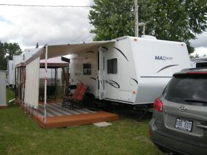 Roulotte MaxSport 2008