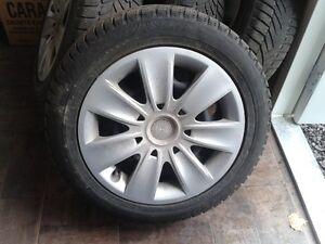pneus hiver dunlop 205/55/16