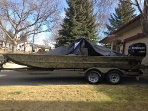 2013 Tracker Grizzly 2072 Optimax 90hp ZERO HRS.Less than 1 hr o