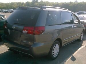 2005 TOYOTA SIENNA CE, AUTO, EXCELLENT  / CERTIFIED