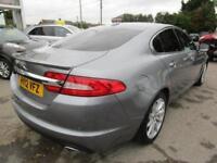 2012 Jaguar XF 2.2 TD Premium Luxury 4dr