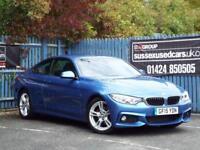 BMW 4 SERIES 420D M SPORT 2015 1995cc Diesel Automatic