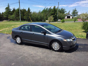 2010 Honda Other DX-G Sedan