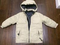 Gap down jacket boys Size 4-5