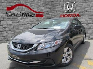 Honda Civic Sedan 4dr Man LX LIQUIDATION DERNIÈRE CHANCE 2015
