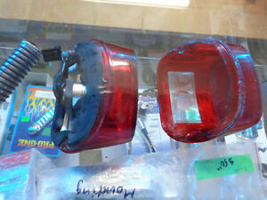 Harley tail light covers  recycledgear.ca