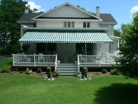 Residential Awnings and repairs