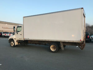 2012 Hino Truck with 18ft box