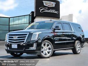 2016 Cadillac ESCALADE ESV Premium    Navi   Loaded
