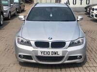 2010 BMW 3 Series 2.0 320d M Sport Touring 5dr
