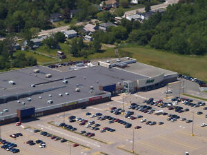 Retail/Restaurant space available for lease at Bay Roberts Mall
