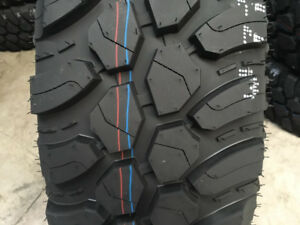 FOUR NEW MUD TIRES