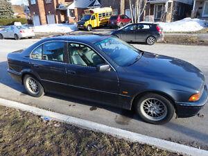 1999 BMW 5-Series Sedan