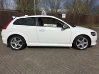 Volvo C30 R DESIGN 1.6 heated seats full leather