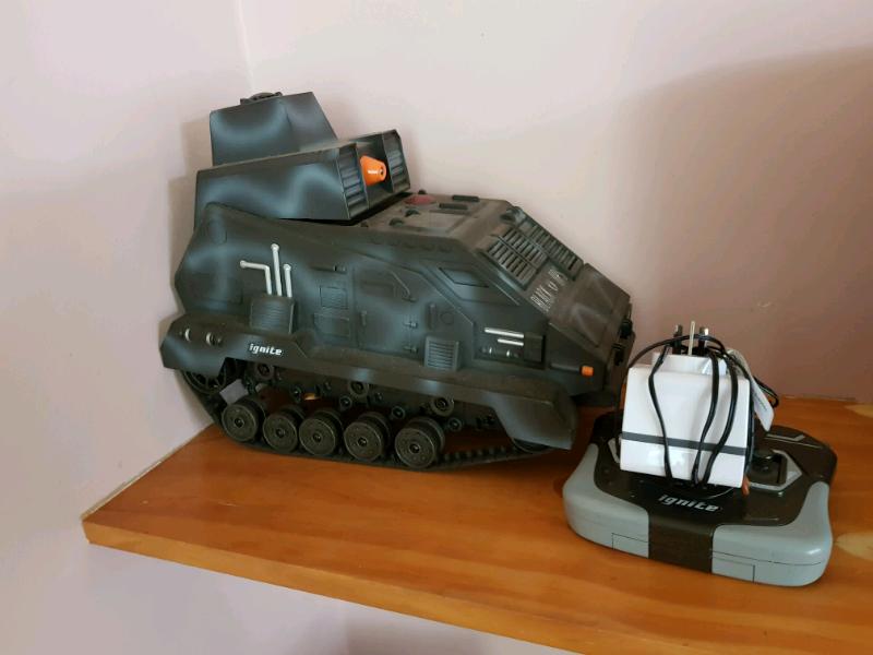 Remote control tank | Toys - Outdoor | Gumtree Australia Brisbane