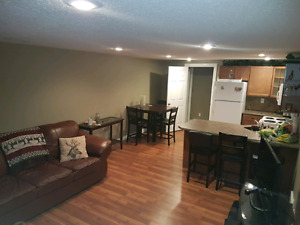 Room for rent in New Basement Suite available June 1st