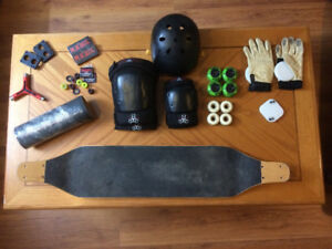 Drop-deck Longboard and/or Accessories!